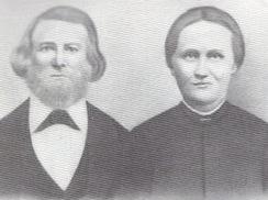 Benjamin Capus Wilson and Elizabeth Lucinda Wilson