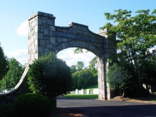 Melwood Cemetery