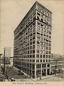 Construction of the Empire Building was completed in 1901.