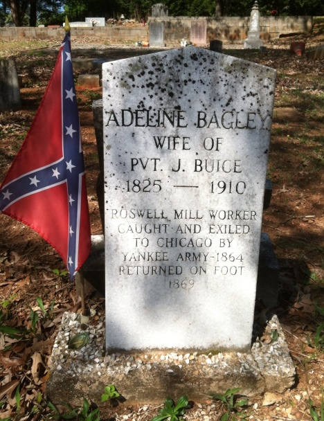 Adeline Bagley Buice is not a name you've probably heard. But you won't soon forget her.