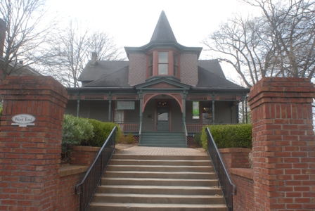Today, the Hammonds House Museum houses an extensive collection of African-American art. Much of it was collected by Dr. Hammonds over the course of his life. He died in 1983.