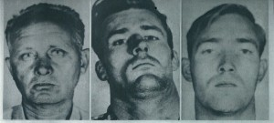 Alec Evans, Wade Truett and Venson Williams were arrested for the triple murder. Truett got immunity for his testimony against Evans and Williams.