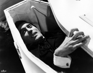 "Christopher Lee portrayed the infamous Transylvanian in the 1958 film ""Horror of Dracula""."