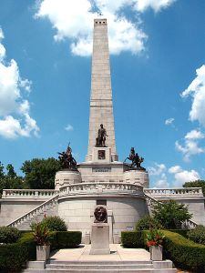 Lincoln's Tomb at Oak Ridge Cemetery was not where many in Washington thought he should be buried. Mary Todd Lincoln fought hard to have her husband's wishes fulfilled and succeeded in having him buried at Oak Ridge.