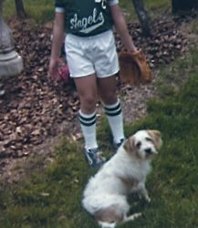 Peanut butter was my best friend in my tween and teen years. He was a faithful friend who loved me unconditionally.