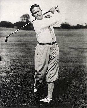 Bobby Jones had a rather brief career but it changed golf forever. During a rough patch, he sought Edgar's help and found renewed success.