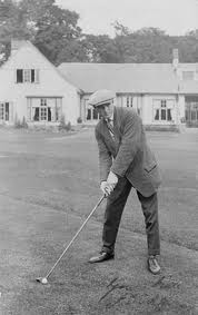 J. Douglas Edgar's new golf swing changed the world of golf forever. He discovered it by trial and error.