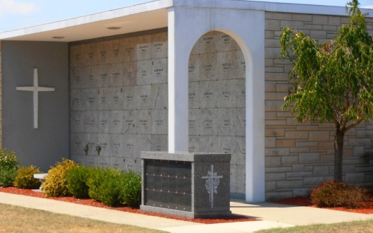 According to the Cincinnati Catholic Cemetery Society, more than 42 percent of Catholics are cremated after death. Because the Church forbids scattering ashes or keeping ashes in homes, families making this choice have had few options. Because of that cemeteries like St. Joseph Cemetery in Cincinnati are expanding their columbarium options.
