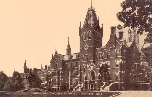The newly built Ohio Lunatic Asylum opened in 1877, a much larger facility on 100 acres of land in a different part of the city.