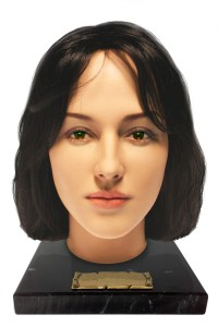 "Want to haunt your loved one's for years to come? Cremation Solution's president Jeff Staab started offering head-shaped urns that resemble the deceased about four years ago. He says on the website, ""They are not for everybody but most people do find them fascinating to say the least. Photo courtesy of Cremation Solutions."