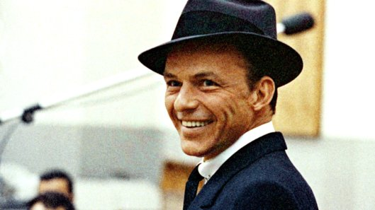 """A lot of people like having Ole Blue Eyes' song, """"My Way"""" played at their funeral. I think I'd prefer """"The Best is Yet to Come"""" instead."""