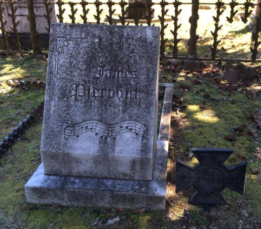 James Pierpont's name is unknown but the famous Christmas carols he penned certainly is.