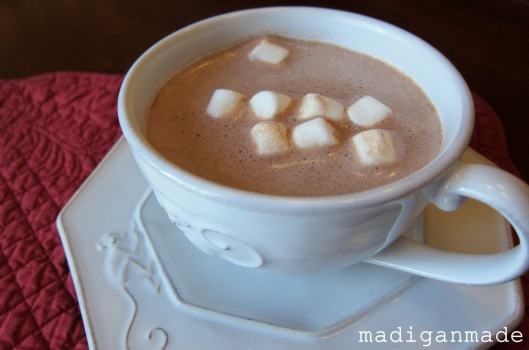 marshmallow hot cocoa 1