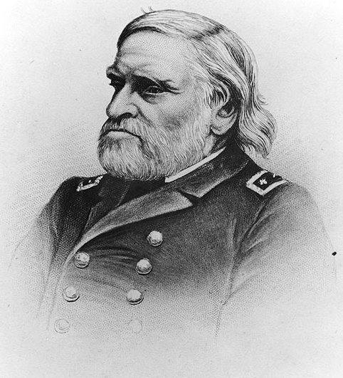 "Josiah Tattnall, Jr. led a colorful life, serving in the U.S. Navy in the War of 1812 and the Spanish American War. When the Federals captured Norfolk in May 1862, Tattnall ordered the ironclad ""Virginia"" to be blown up, for which he was court-martialed and acquitted. He later commanded the naval station at Savannh as a Commodore."