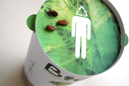 The Bios Urn is being touted as an economically friendly way to dispose of your ashes, which will eventually help fertilize a tree. Picture courtesy of Bios Urn's web site.