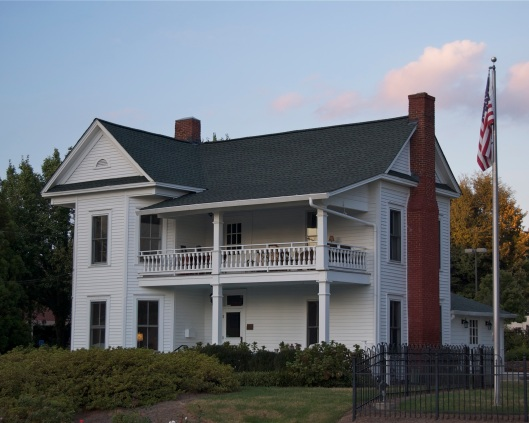 Located at the busy corner of Chamblee-Dunwoody Road and Mount Vernon Road, the Cheek Spruill Farmhouse is still standing as a reminder of Dunwoody's past.