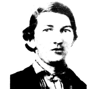 This is a picture of a young Obediah Copeland, who survived his years fighting for the Confederacy. Photo courtesy of the Dunwoody Crier.