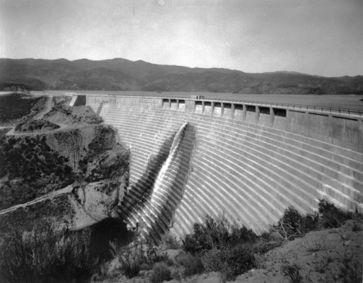 Built between 1924 and 1926, the St. Francis dam had issues from the start. William Mulholland, its chief engineer and general manager, was blamed for its ultimate failure.