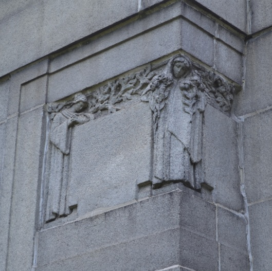 This gives you an idea of the level of detail Lovell put into the design of the mausoleum.