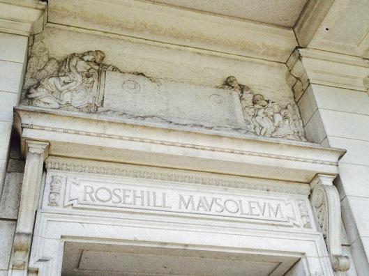 RosehillMausoleumdoortop