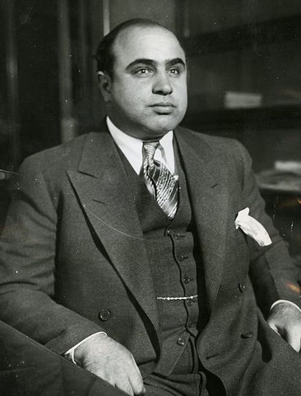 Born to Italian immigrant parents in 1899, Al Capone grew up in New York City but came to the peak of his criminal fame in Chicago.
