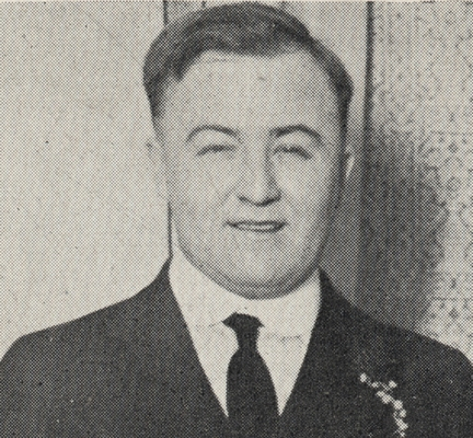 Irish-American Dean O'Banion and Hymie Weiss were a powerful force within the North Side Gang.