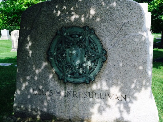 It's hard to walk by Sullivan's grave without stopping to take notice of it.