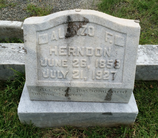 Alonzo Herndon had a public housing development named after him (now demolished) and a stadium at Morris Brown College.
