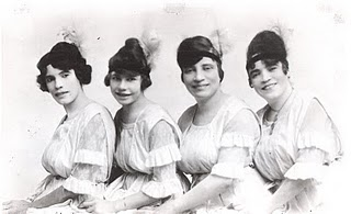 As the daughters of a prominent preacher, the Whitman Sisters might have faced opposition when they started working in Vaudeville shows.