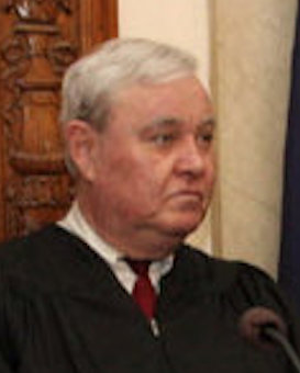Staten Island Supreme Court Justice Stephen Rooney sent Russell to prison for a minimum of three and a half years up to a maximum seven years. Photo cource. SIAlive.com
