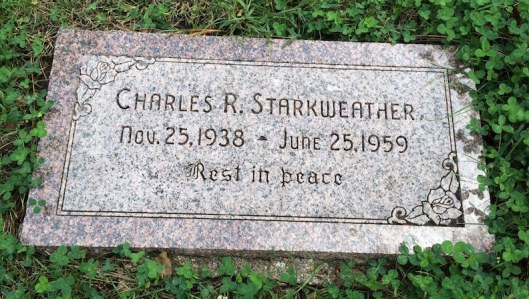 Wyuka Starkweather grave