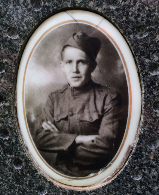 A Russian immigrant, John Bohl had worked as a machinist before enlisting in the U.S. Army.