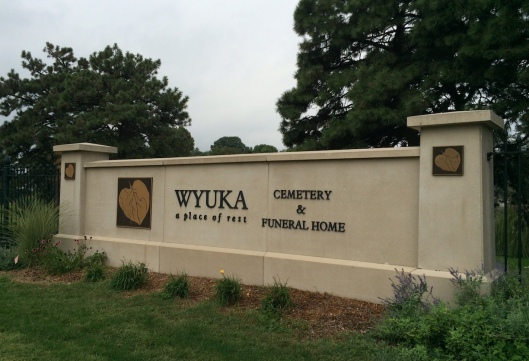 Wyuka is Nebraska's state cemetery, established just two years after it became a state.