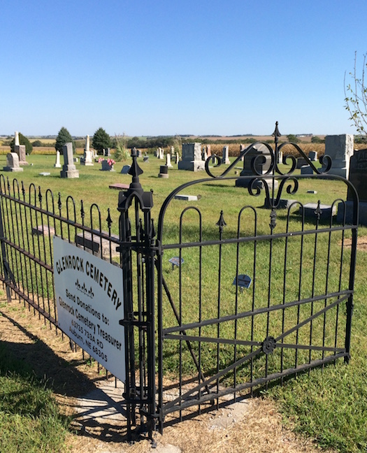 Welcome to Glenrock Cemetery!