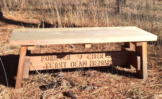 HoneyCreekbench