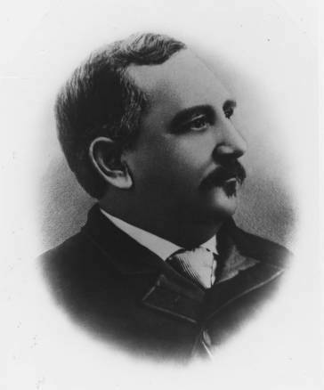 Portrait of Thomas Ezekiel Miller in his younger days. Photo source: The South Carolina State Historical Collection & Archives.