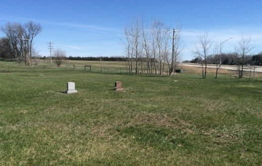 "Most of the NRC's ""new cemetery"" is unmarked, hardly indicating the hundreds of patients buried there."