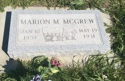 Marion Miles McGrew spent over three decades at the Norfolk Regional Hospital.