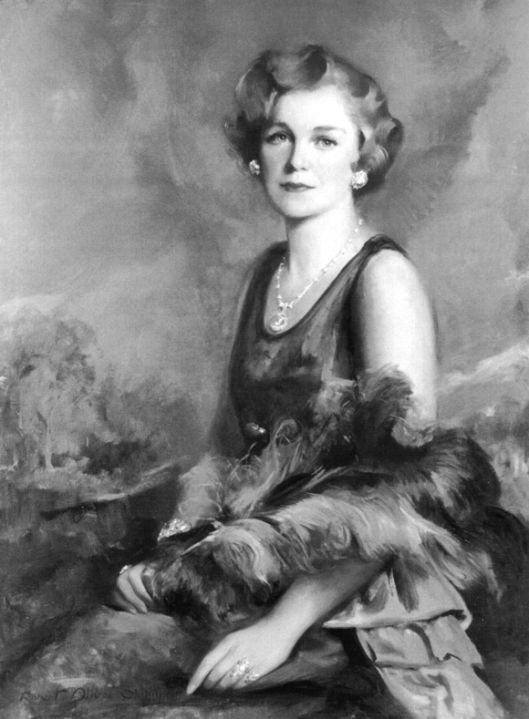 Portait of May Bonfils Stanton. Photo source: Bonfils-Stanton Foundation web page.