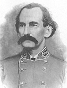 Brigadier General Marcellus Stovall surrendered his command with Gen. Joseph E. Johnston's army in North Carolina, in spring 1865.