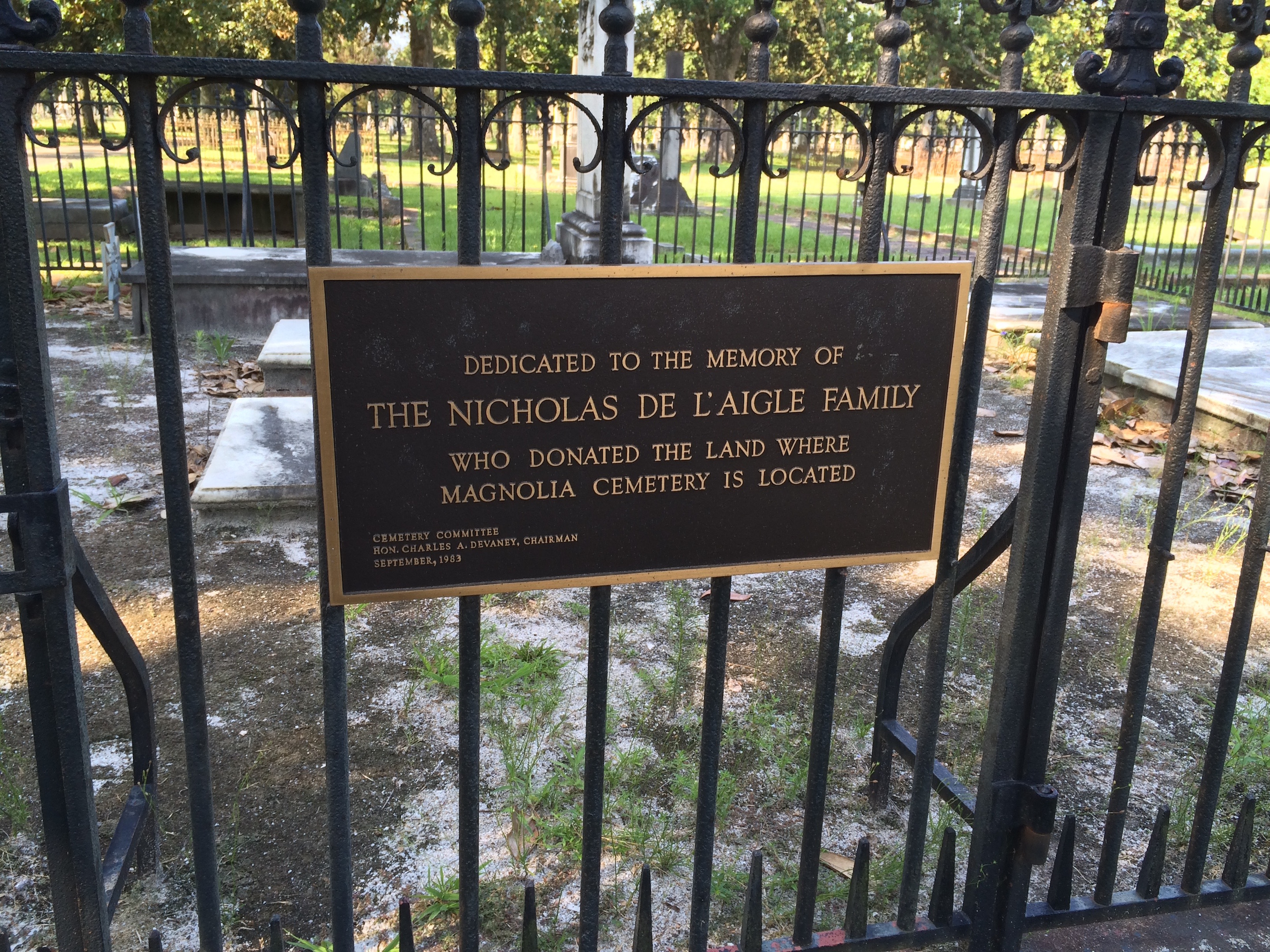 January 2017 Adventures In Cemetery Hopping